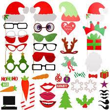 christmas photo booth props ids rakuten christmas party photo booth props creative posing