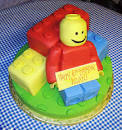 lego themed cakes