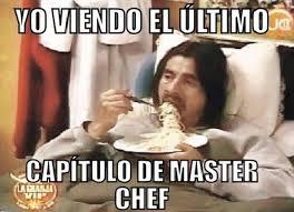 Masterchef Meme - estos son los memes más graciosos de la gran final de masterchef