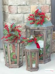christmas porch decorations vintage inspired christmas porch decorations atta girl says