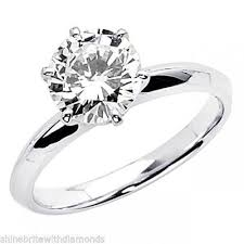 white gold diamond ring white gold diamond promise ring ebay