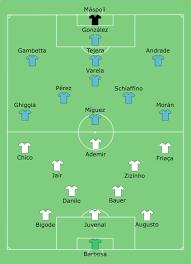Uruguay v Brazil