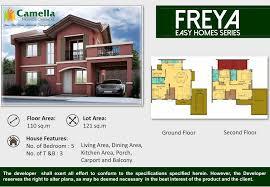camella homes floor plan philippines camella homes dumaguete house for sale freya model cebu dream