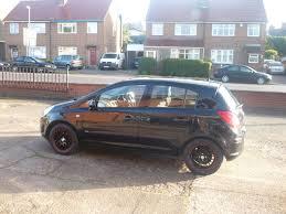 vauxhall black fowkes auto