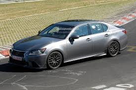 lexus sedan gs spyshots lexus gs f performance sedan prototype features trd