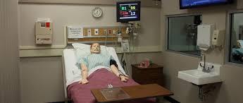 simulation room simulation rooms college of nursing university of south carolina