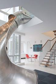 duplex home interior design evedeko new york duplex apartment with slide