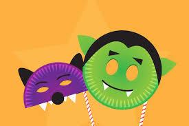diy halloween masks iga family program