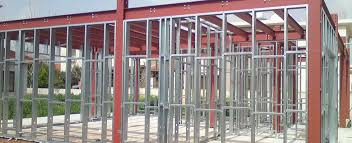 awesome steel structure homes design images decorating house