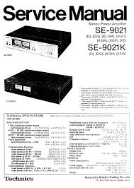 technics sa gx390 sm service manual download schematics eeprom