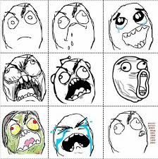 Meme Face Collection - complete collection of rage faces 10 pics