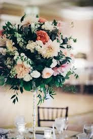 Floral Centerpieces Wedding Wednesday Elevated Floral Centerpieces Flirty Fleurs
