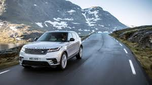 land rover velar blue 2018 land rover range rover velar first drive motor1 com photos