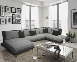sofa grau weiãÿ wohnzimmer gestalten grau weiß home design und möbel ideen de
