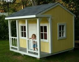 Backyard Clubhouse Plans by 25 Best Victorian Kids Playhouses Ideas On Pinterest Victorian