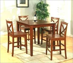 pub style dining table pub table with bench dining room table sets with bench pub style
