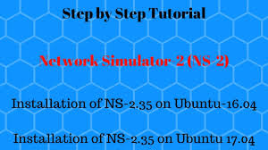 ubuntu network install tutorial ns 2 installation on ubuntu 16 04 17 04 complete step by step