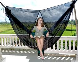 Cocoon Hammock Camping Hammock Bliss Mosquito Net Cocoon The Ultimate Bug Free Sleeping