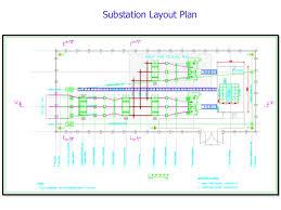 step3 substation layout
