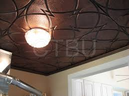 Ceiling Tile Adhesive by Plastic Glue Up Drop In Decorative Ceiling Tiles