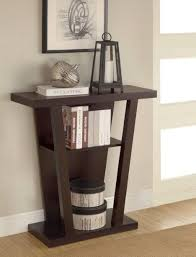 entry decor console tables narrow hall console table decor ideas to put in