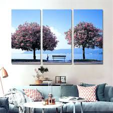 nordic decoration modern nordic decoration landscape painting canvas pictures for