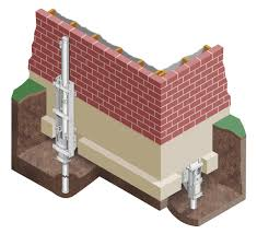 foundation repairs hydraulic push piers vs pressed concrete pilings