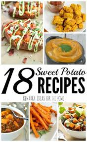 sweet potato recipes thanksgiving sweet potato recipes 18 delicious dinner ideas