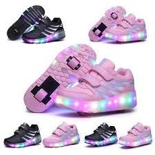 light up roller skate wheels 2017 led wheel shoes kids girls boys led light up roller skate