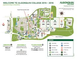 Algonquin Map Algonquin College Students U0027 Association Applied Research Day