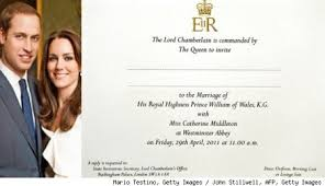 royal wedding invitation royal wedding invitation list royal