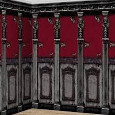scenesetters horror hall gothic cheap halloween props and costume