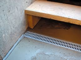 Interior Basement Drainage System French Drain Systems In Philadelphia Baltimore Wilmington Areas
