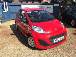 peugeot small car used peugeot 107 access for sale motors co uk