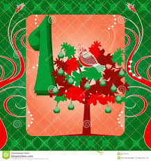 8th day of christmas stock vector image of numbers abstract