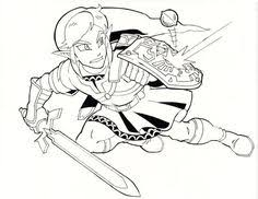 zelda coloring page fantasy coloring pages u2013 world u0027s best coloring pages mermaids