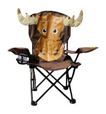 Gci Outdoor Pico Arm Chair Wilcor Kids Moose Folding Camp Chair With Cup Holder And Carry Bag