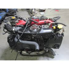 jdm subaru wrx impreza sti v7 ej207 dohc turbo engine ej20t motor
