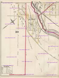 Pennsylvania City Map by 1877 Atlas City Of Scranton Pa Page 2