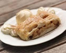 cuisine tcheque recette strudel aux pommes à la tchèque