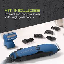 waterproof hair clippers shower and trim my hair clippers