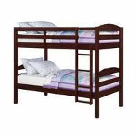 Mainstays Twin Twin Wood Bunk Bed Walmart Canada - Walmart bunk bed
