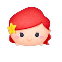 ariel disney tsum tsum wiki fandom powered wikia