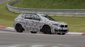 2018 bmw x2 spy photos from the nurburgring motor1 com photos