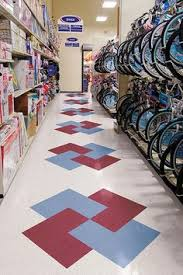 cool vinyl tiles these are just 12inx12in in a design simple