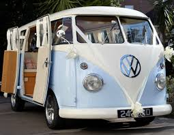 volkswagen minivan 1960 booking your wedding car some tips and advice dorset dubhire