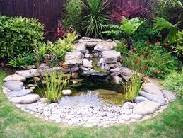 Small Garden Decorating Ideas Decor Of Backyard Pond Ideas Small Garden Ponds 12natural