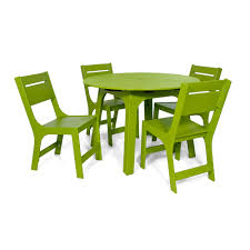 Outdoor Table Plastic Modern 44