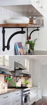 shelf ideas for kitchen interesting and practical shelving ideas for your kitchen