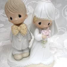precious moment cake topper precious moment wedding precious